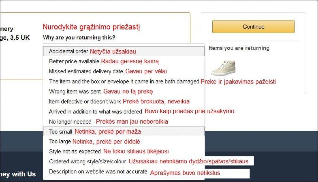 Amazon gidas