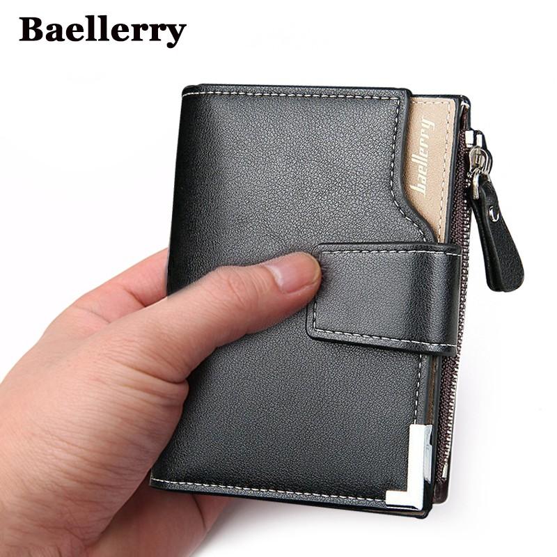 Vyriška odinė piniginė Baellerry