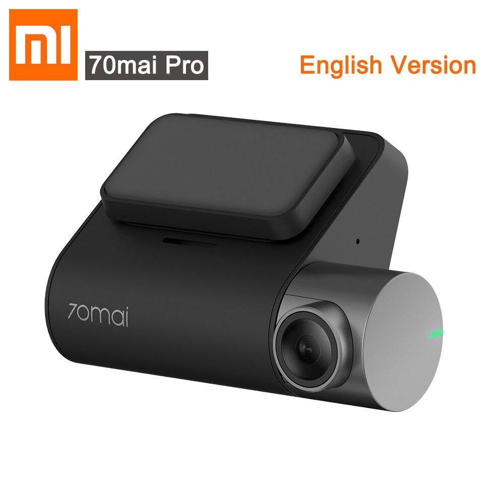 XIAOMI 70mai Pro 140 Degree Dash Cam vaizdo registratorius
